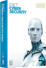 ESET NOD32 Cyber Security. Лицензия на 1 год