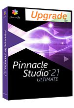 Pinnacle Studio 21 Ultimate Upgrade [Цифровая версия]