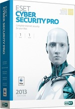 ESET NOD32 Cyber Security Pro. Лицензия на 1 год